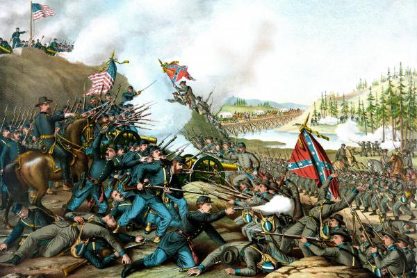 The American War of Secession