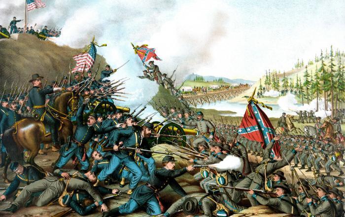 The American War of Secession