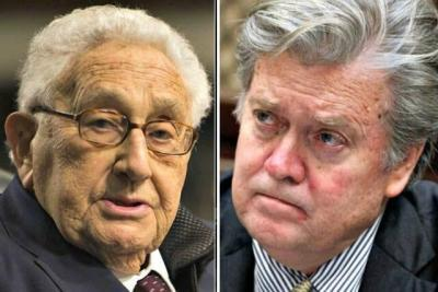 Kissinger Bannon