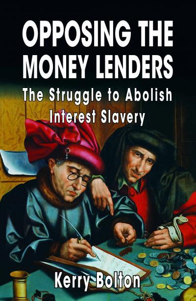 Opposing the Money Lenders